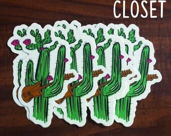 ec66ff9023fac Cactus Sticker