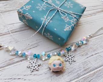 Elsa Beaded Bracelet