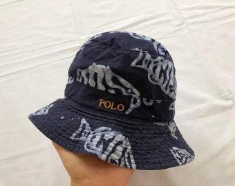 31cb6f7bf23c79 Vintage Polo Sport Ralph Lauren Bucket