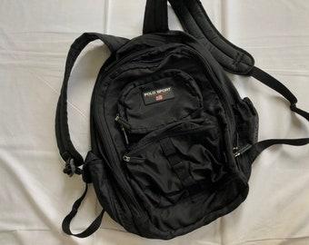 8512fe558df Vintage Polo Sport Ralph Lauren Backpack