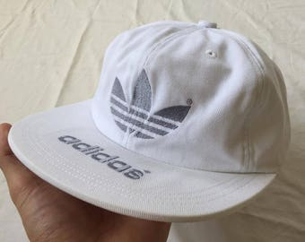 cc13b3b42ec ... italy adidas 90 big logo cap hat japan made e2198 3db9c ...