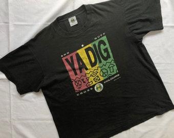 3f1d082dad5 Vintage 90 s Cross Colours shirt vintage YA DIG
