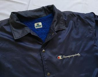 Vintage Champion Jacket Logo 7f347ddcb2