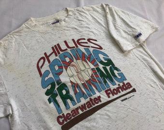 0284afe8478ac Vintage 1993 s Philadelphia Phillies shirt spring training