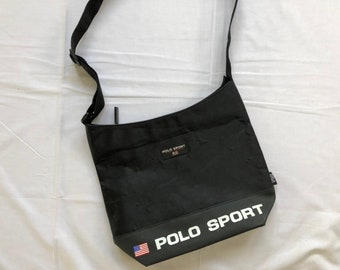 71b6510886fc Vintage 90 s Polo Sport Ralph Lauren Cross Body Bags