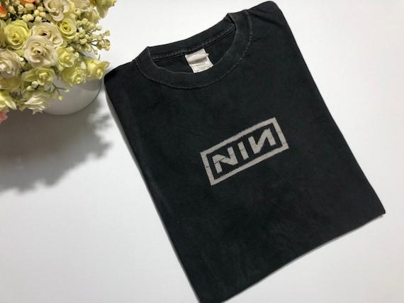 Vintage Nine Inch Nails Tour shirt NIN