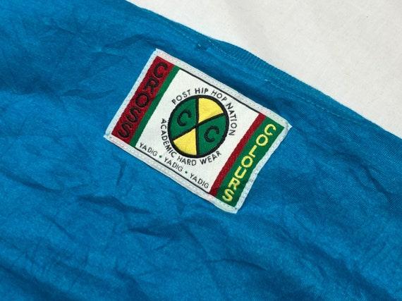 Vintage Cross Colours Shirt Love See No Color Shi… - image 3