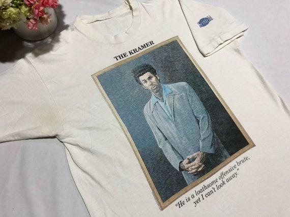 Vintage 1997's The Kramer Seinfeld Shirt