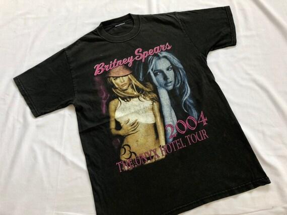 Vintage Britney Spears Tour Shirt
