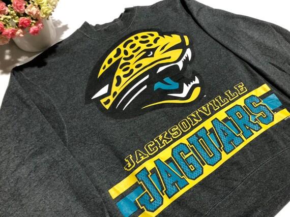 Vintage 1995's Jacksonville Jaguars NFL Sweater Bi