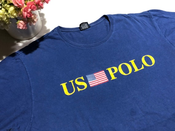 Vintage 90's POLO Ralph Lauren Shirt US POLO