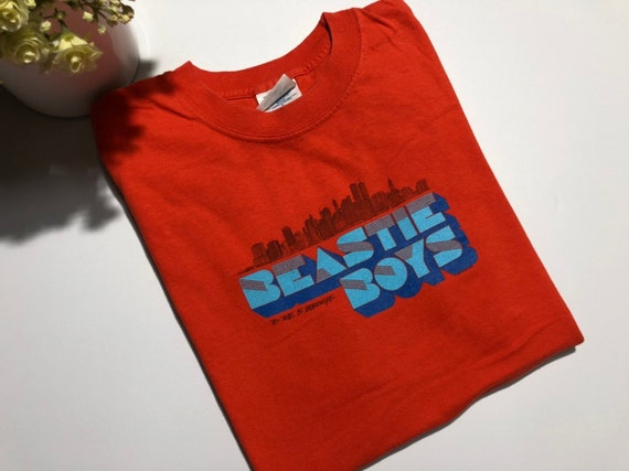 Vintage  Beastie Boys Shirt Big Logo