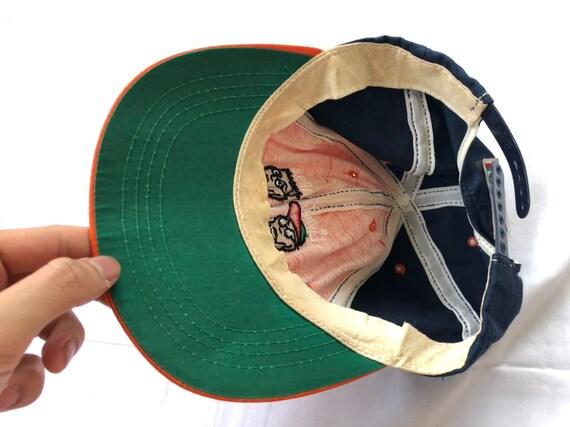 Vintage 90's Cross Colours Hat Cap LIVING LARGE - image 6