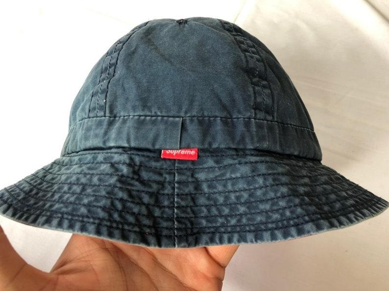 b97730f86a0 Vintage SUPREME Bucket Hat