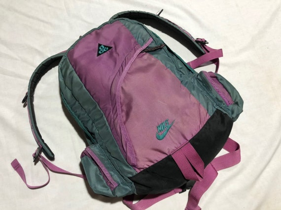 Vintage 90's NIKE ACG  All Condition Gear Backpack