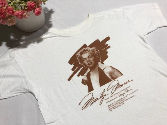 Vintage Marilyn Monroe design 1994 the estate of M