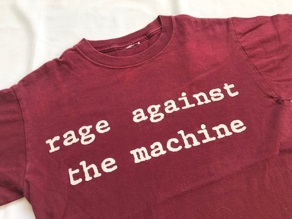 Vintage 90's Rage Against The Machine RATM Shirt L