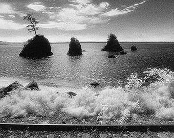 Little Islands Oregon, USA