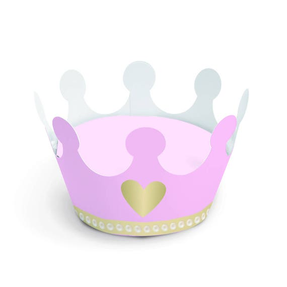 PRINCESS KINGDOM Chocolate//Candy Mini Box 1 x 1 x 0.79 inches-24 Pack Princess
