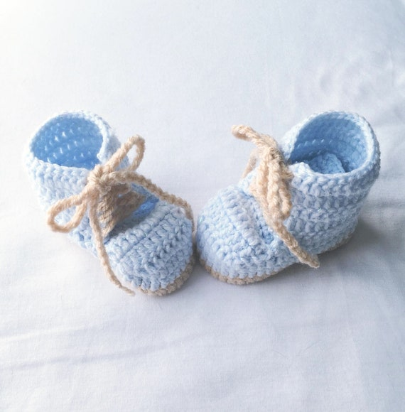 BABY CROCHET  SHOES BOOTS BOOTIES KNITTING FIRST SHOES