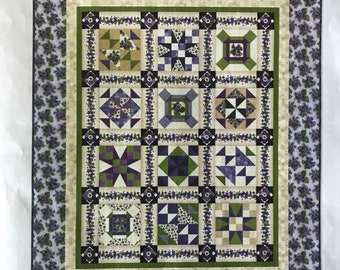 We Whisk You a Merry Christmas Mixer Quilt Kit by Maywood Studio for Kimberbell Designed by Debbie Beaves