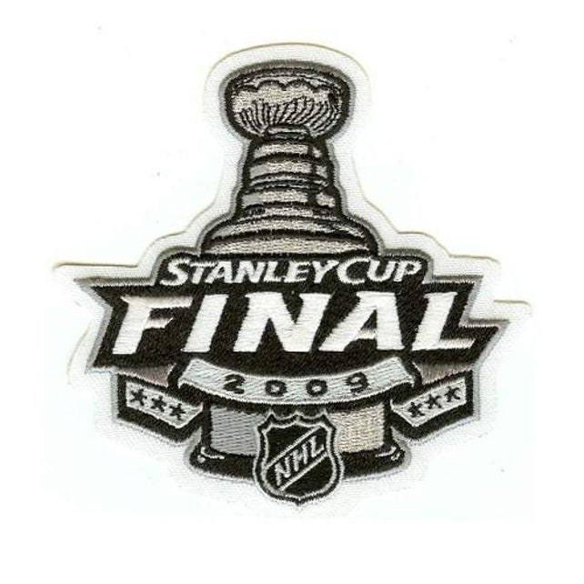 5771ed864 2009 NHL Stanley Cup Final Jersey Patch Pittsburgh Penguins
