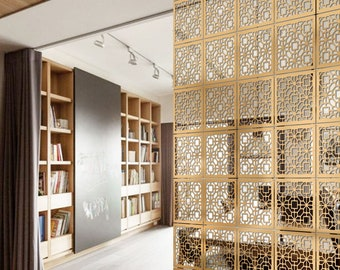 Awesome Room Divider Screen Etsy Download Free Architecture Designs Viewormadebymaigaardcom