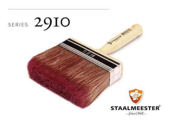 Staalmeester Wall Brush 14 Paint Brush Series 2910
