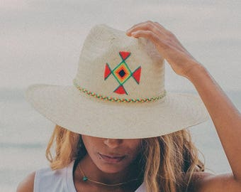 Hand Embroidered Mexican Sun Hats