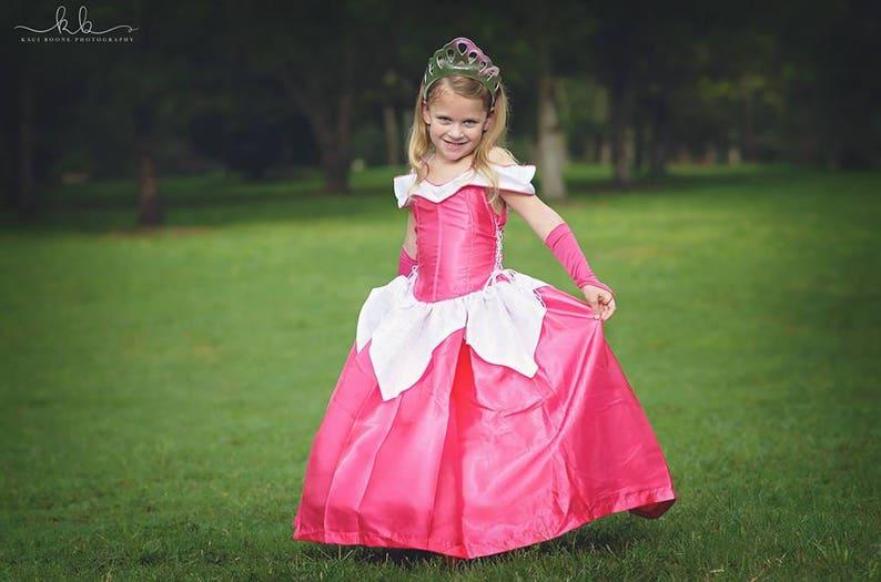 b154185d1d Sleeping Beauty Dress   Inspired Disney Princess Dress Aurora
