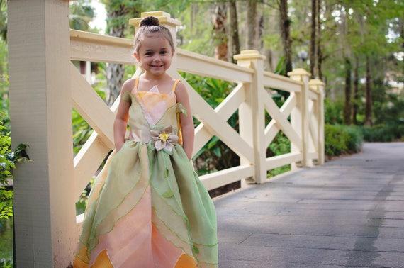 Princess Tiana Ball Gown Pink