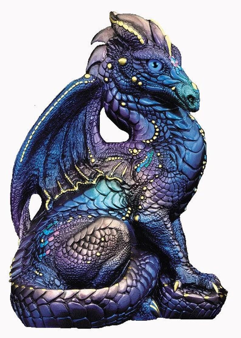 Regal Dragon Cross Stitch Pattern Etsy