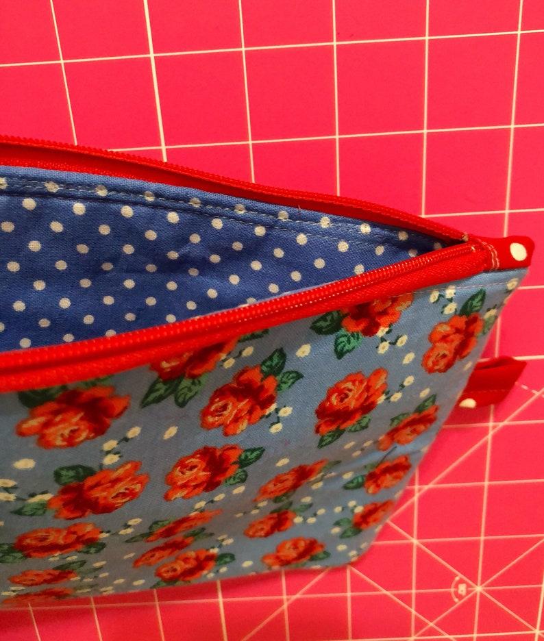 Zipper pouch