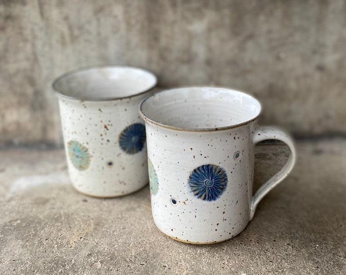 Lieblingstasse Pusteblume Tasse aus hochwertiger Keramik  für 0,4 l