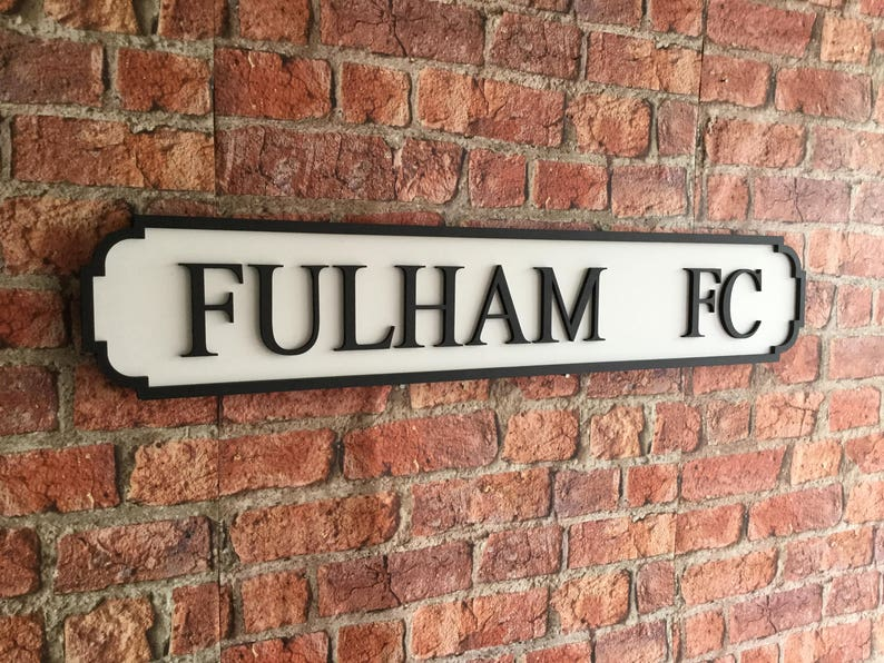 Vintage retro London Street Road Sign SOUTHAMPTON FC football