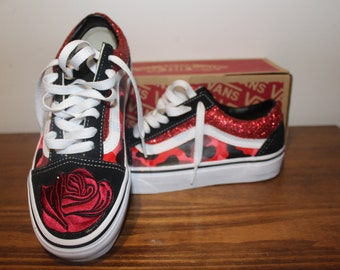 Rose And Magma Camo Vans 3a96abdd9afa