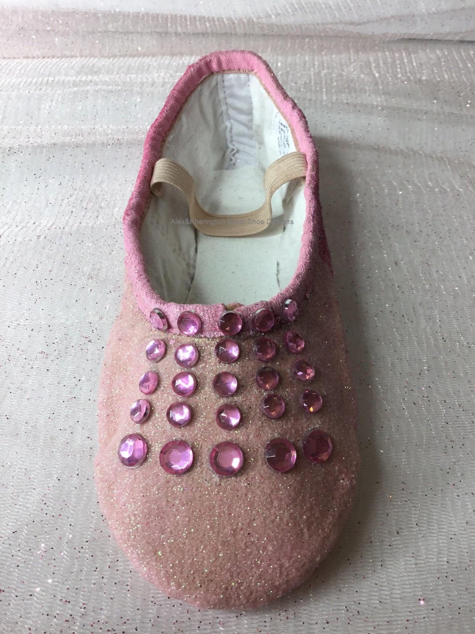bella - alex & kherington ballet shoe designs (girl's), pair, ballet shoes, ballet shoe art, ballet flats, ballet slippers