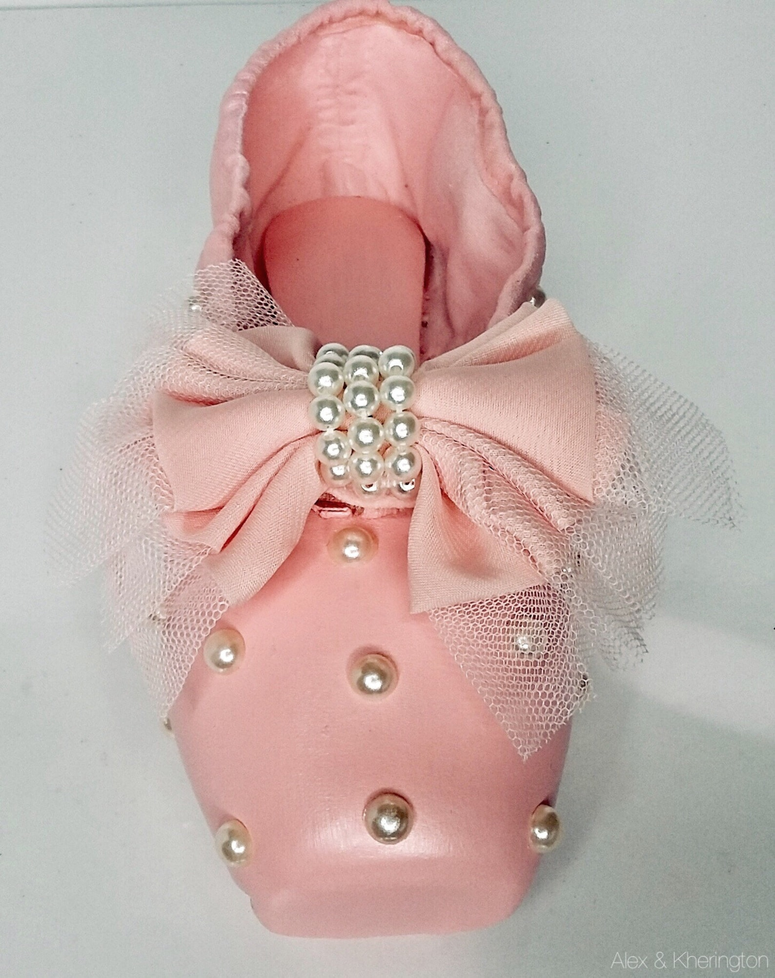 alex & kherington ballet shoe design, pointe shoes, ballet shoes