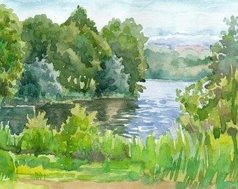 Watercolour Painting Clip Art Image JPEG High Resolution Q96