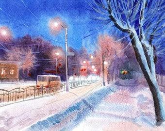 Watercolour Painting Clip Art Image JPEG High Resolution Q173