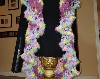 Crochet Hippie Vest Size Medium