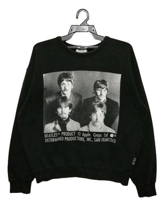 Vintage The Beatles John Lennon Rock Sweater Sweat