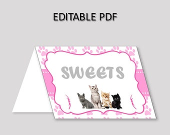 Party Foldable Food Tent Girl diy birthday P3SIV Flamingo Birthday Party Food Tent Glitter Food Table Labels Gold Green Event Tent Cards