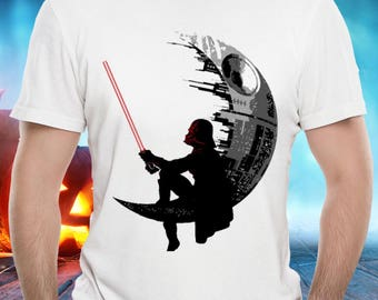 Star Wars the Darth King T-shirt