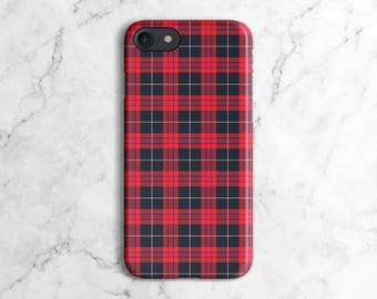 checked iphone 7 case