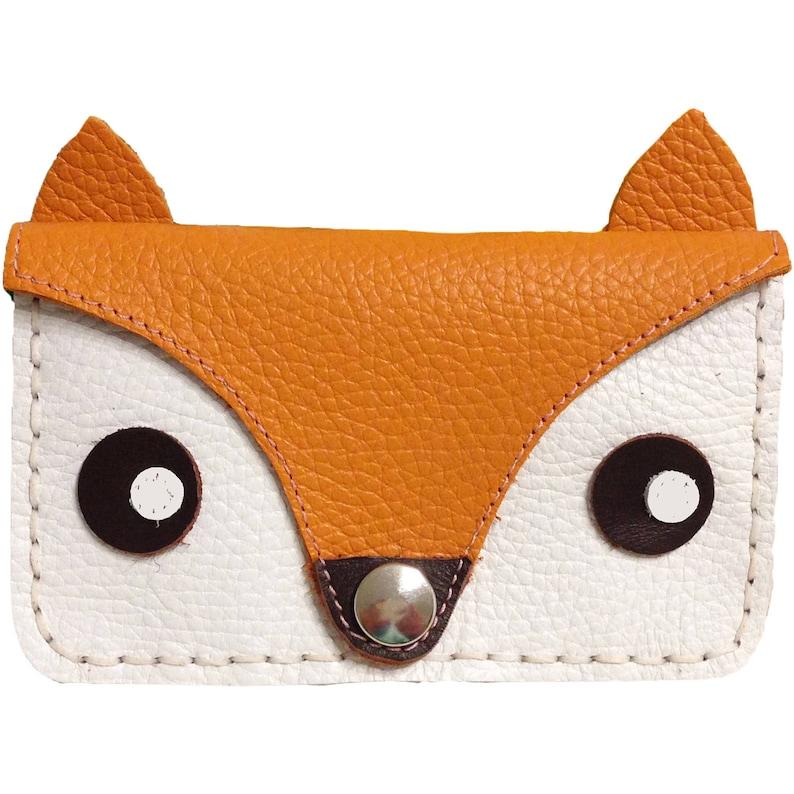 946bef6c6a7 Fox Purse Kit Foxy Purse Fox Leather Purse Purse Kit Leather Purse Kit