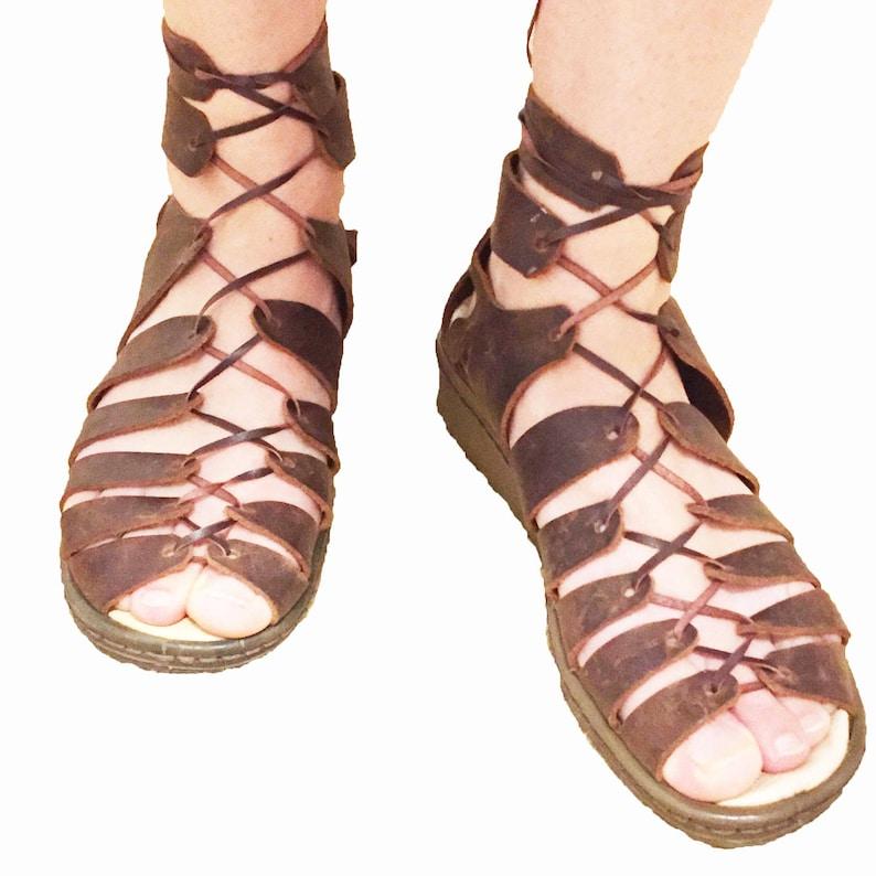 a32a0cd0c43a Men Roman Sandals Men Gladiator Sandals Men Sandals Gladiator