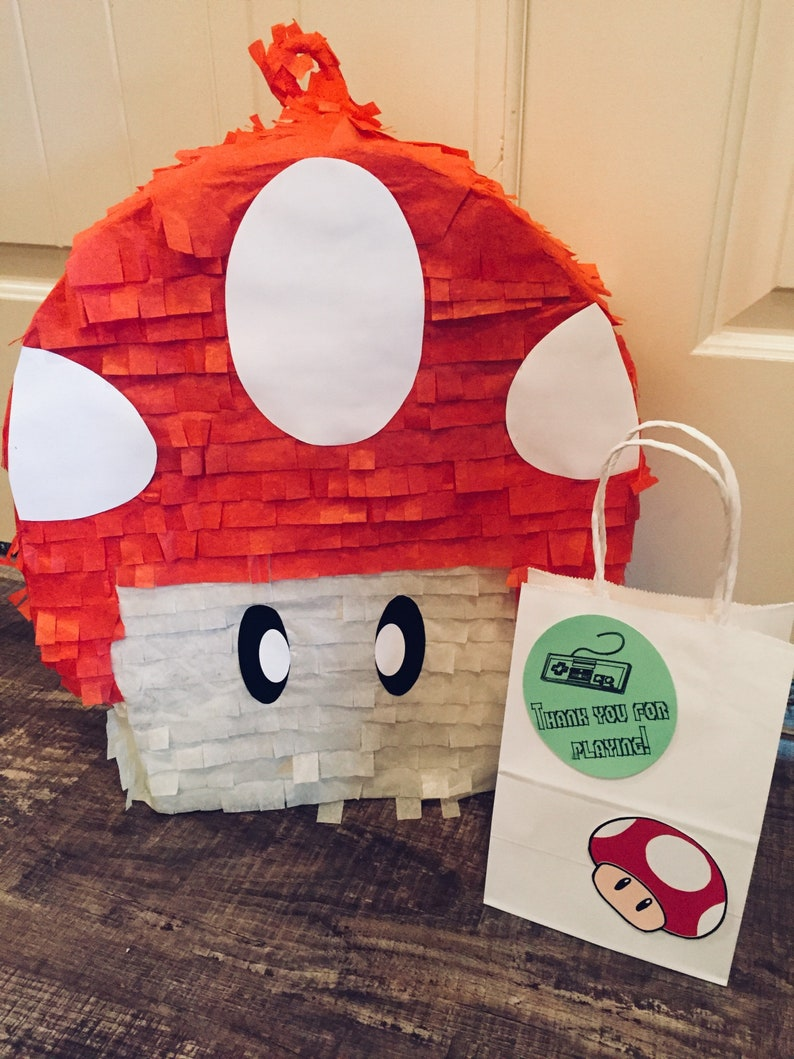 Super Mario birthday pack