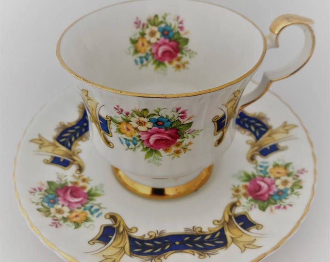 Royal Windsor Cup and saucer-fine bone china England