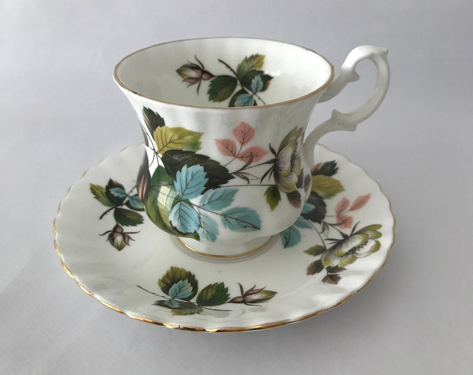 Cup and saucer Richmond cup and saucer bone china England